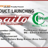 Bahanna Distributor Launching Product SAITO MARCHING BAND