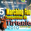 Peserta Tirtania Marching Competition ke 5