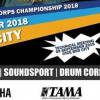 IDCC 2018 : BJB Indonesia Drum Corps Championship 2018 15-18 November