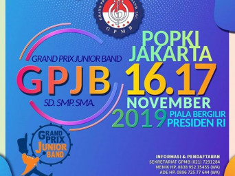 Grand Prix Junior Band 2019