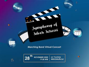 """Symphony of Silver Screen: Marching Band Virtual Concert"" by MB UGM Yogyakarta"