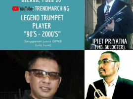 Trendmarching Podcast#5 LEGEND TRUMPET PLAYER