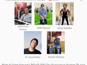 Trendmarching Podcast#6 Meet and Greet Bersama pelatih MB Gita Surosowan Banten Tahun 2015 yang ikut perlombaan DCI di USA