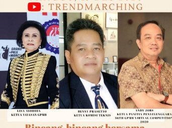 GRAND PRIX MARCHING BAND (GPMB) – Trendmarching Podcast#7
