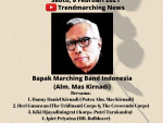 Kirnadi The Life and Legacy Of Bapak Marching Band Indonesia