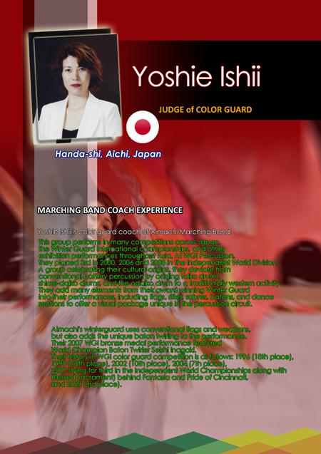JURI -YOSHI ICHII