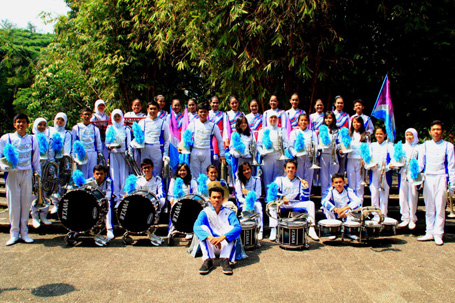 Marching Band Wiramadhara Vijaya  2013