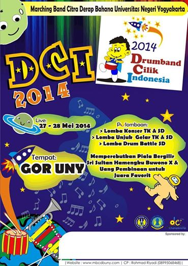 Poster DCI 2014