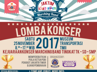 Jaktim Kids Open Marching Band 2017