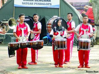 Drum Band Minta Dipertandingkan di Papua 2021