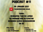 Mengupas Tuntas Lomba Ketahanan dan Ketepatan Berbaris (LKKB) SK 02-Trendmarching Podcast#11